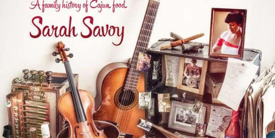 Sarah Savoy's Cookbook
