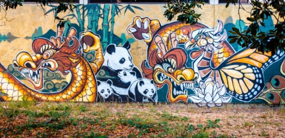 top murals in oakland chinatown