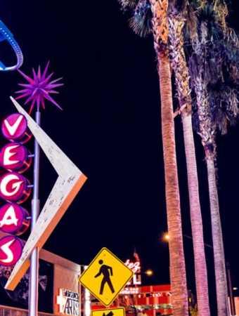 Recorrer el Mundo en Vegas