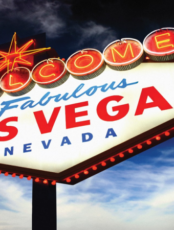 Vegas Welcome