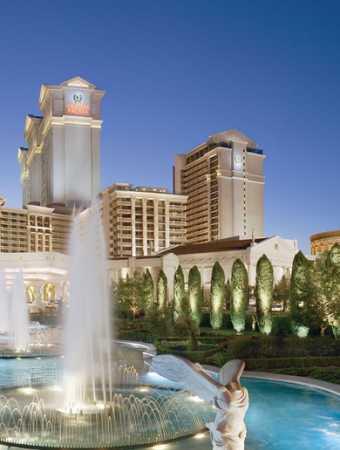 Caesars Palace header slide