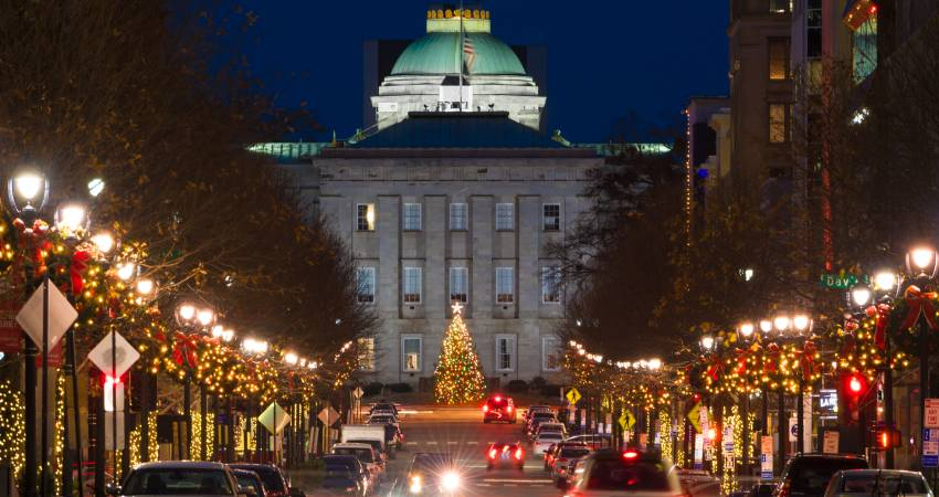 Things To Do In Raleigh N C December 2018