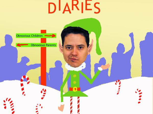 Laugh Your Way Into The Holidays With David Sedaris The Santaland