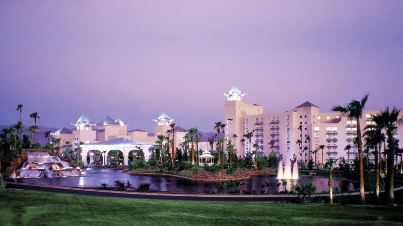 CasaBlanca Resort & Casino, Mesquite, Nevada