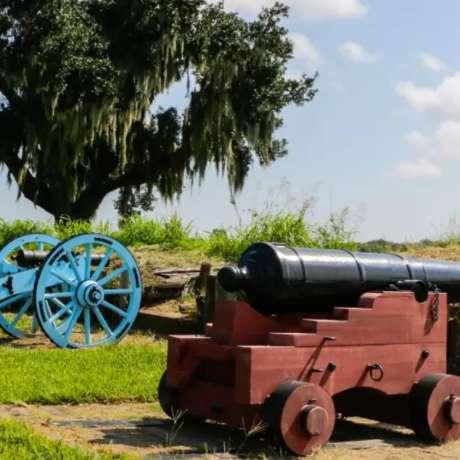 NOTMC Chalmette Battlefield
