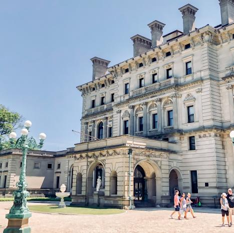 Gilded Age Mansion Tours
