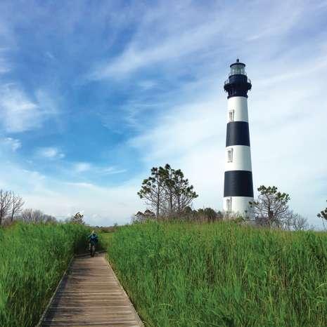 Nags Head Lighthouse