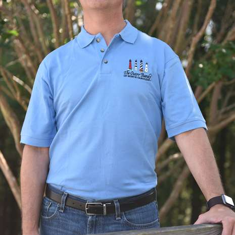 OBx | Outer Banks Polo Shirt