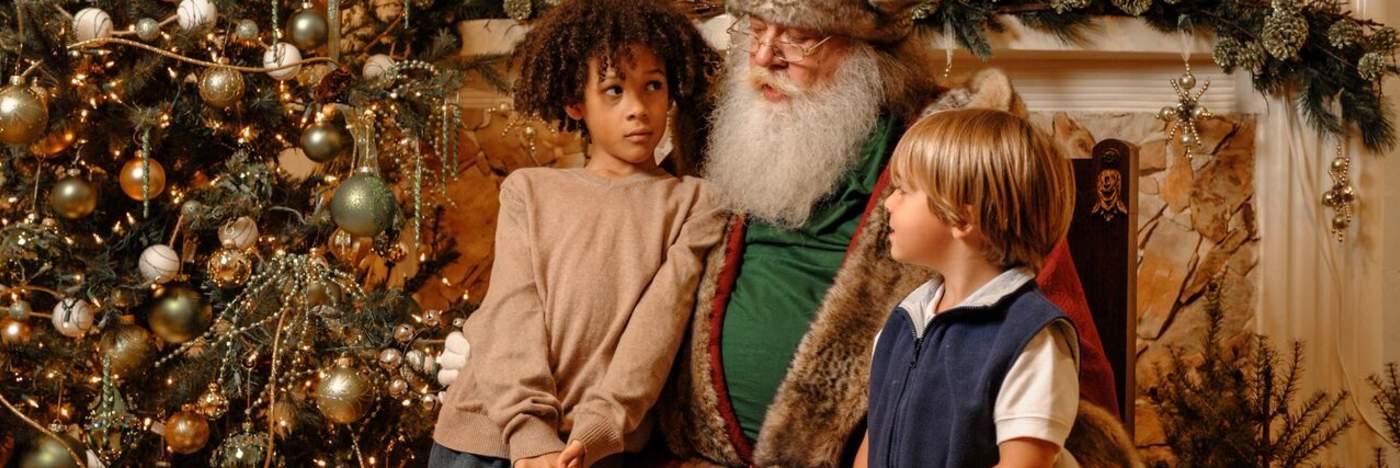 Kris Kringle's Candlelight Christmas