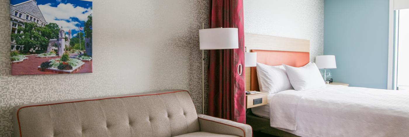 Hotels Near Indiana University