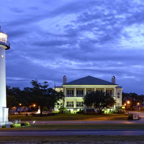 Biloxi - Biloxi Lighthouse & Visitors Center