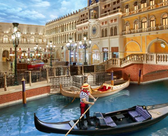 Gondola Venetian