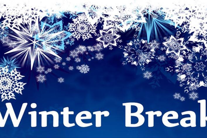 Winter Break Blog
