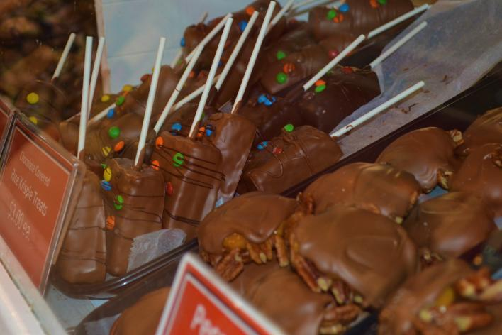 NazBro Chocolates and Fudge
