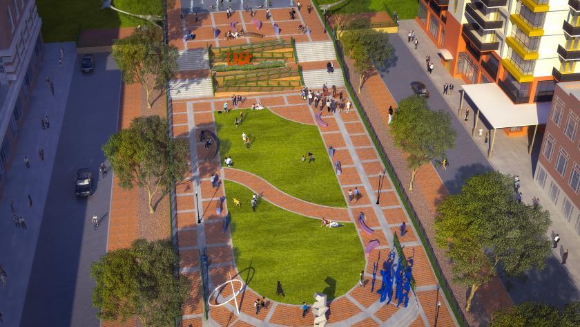 Destination Blueprint Augusta Common Extension