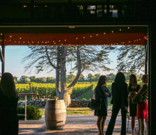 Event at Newport Vineyards