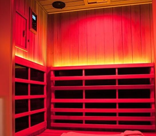 The Preserve Infrared Sauna