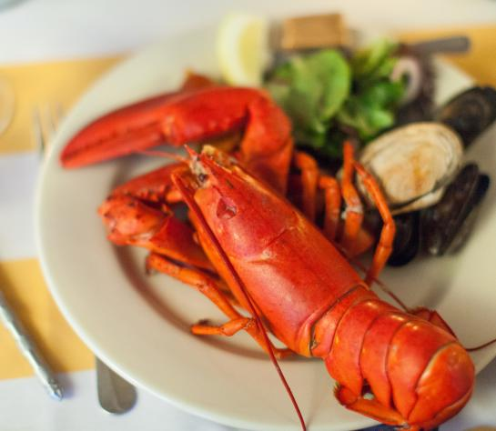 Lobster Clambake Dinner