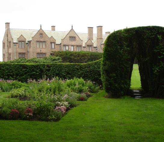 Rough Point Mansion