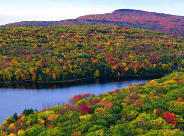 North South Lake - Fall - Photo Courtesy of Beautiful Destinations