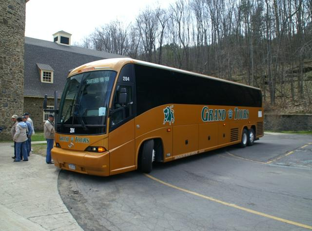 New York Motorcoach Tours Bus Tours Guides Sightseeing