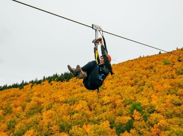 Hunter Mountain - Fall - Photo by Beautiful Destinations