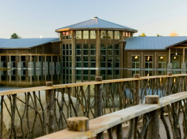 The Wild Center-Natural History Museum of the Adirondacks-Tupper lake