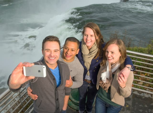 Niagara Falls; Photograph: NYS Dept of Economic Dev