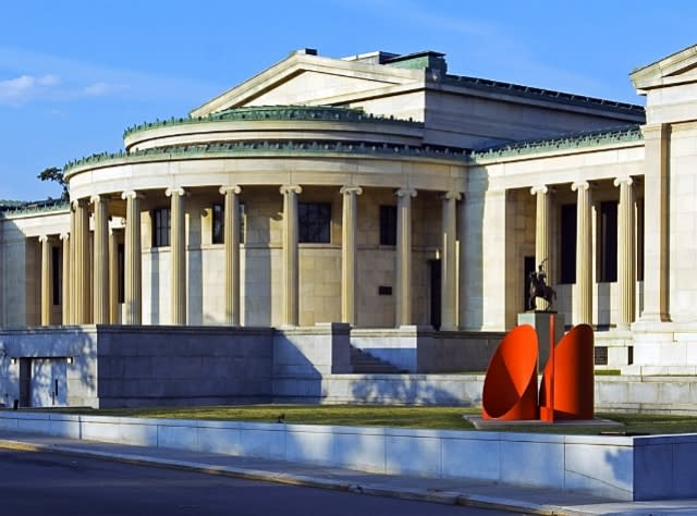 Greater Niagara Albright-Knox Art Gallery