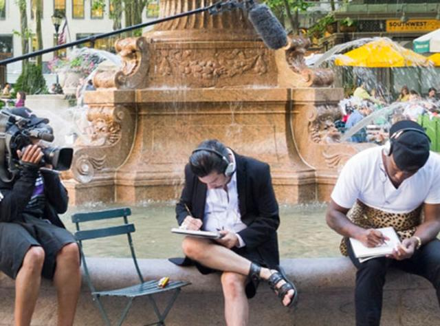I Love NY @ Tribeca Student Film Competition