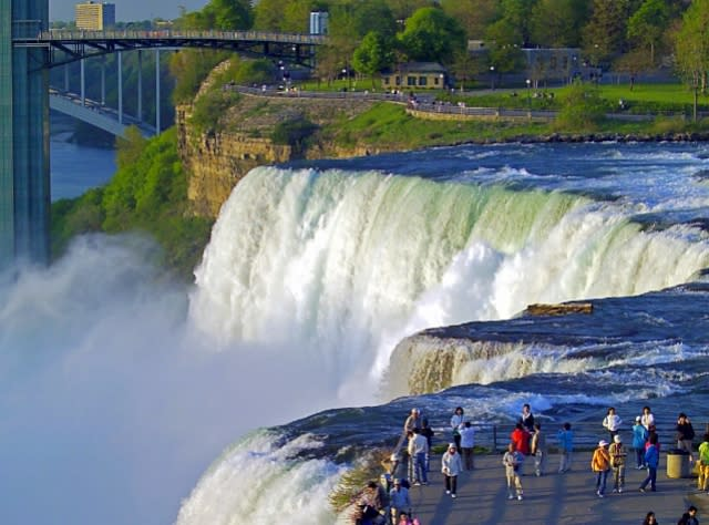 Niagara Falls State Park - Photo by NYS ESD