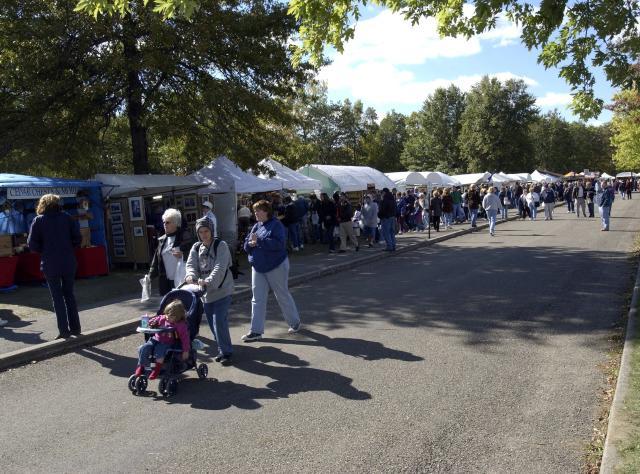 Letchworth State Park Craft Fair 180