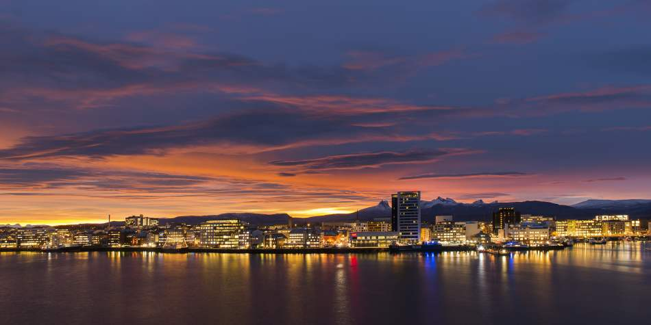 Top 5 Le Città Costiere In Norvegia Visit Norway