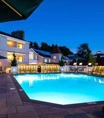 Meadowmere Resort Pool