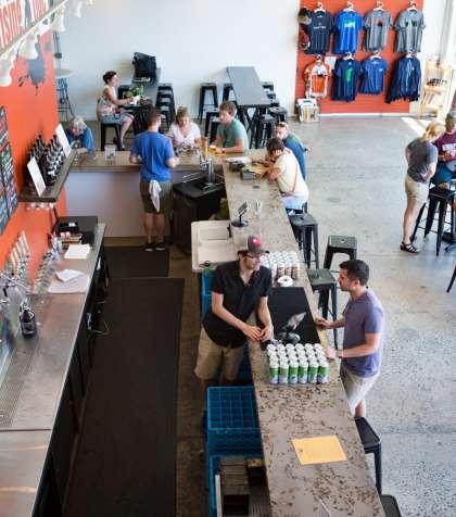 Rising Tide Brewing Company