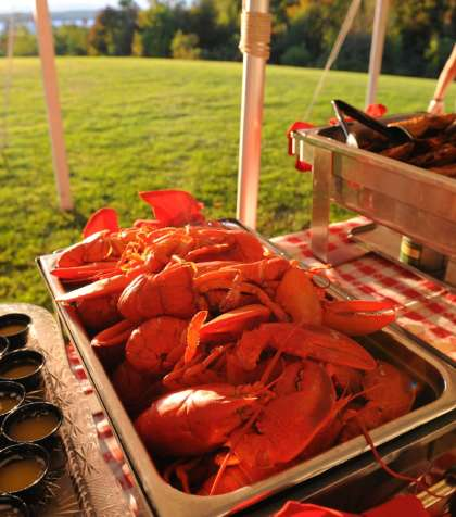 Lobster Bake SJC