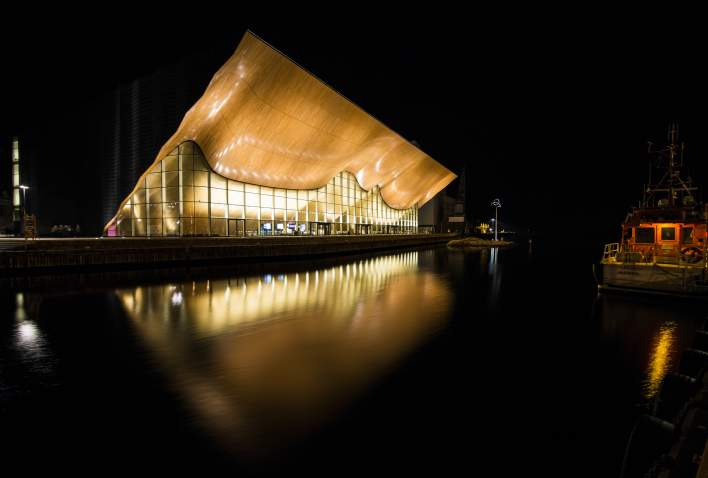Kilden theatre and concert house Kristiansand