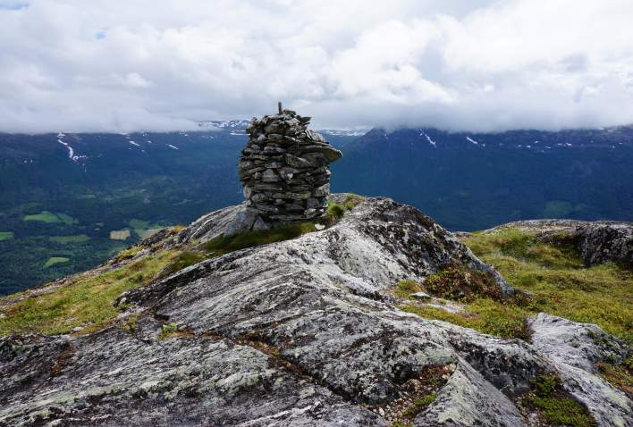 Håggåberget i Oppdal
