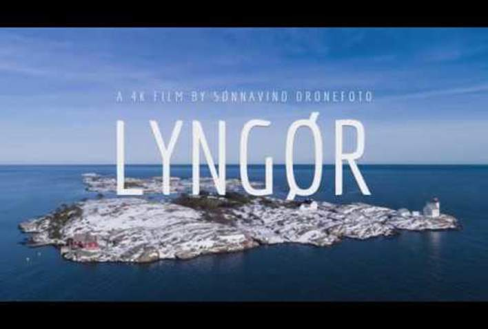 DJI | Lyngør - 4K UHD Phantom 4 Drone Film - Beautiful Southern Norway