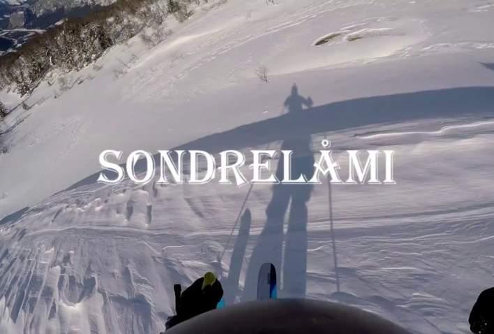 Sondrelåmi i Valle Setesdal 2017