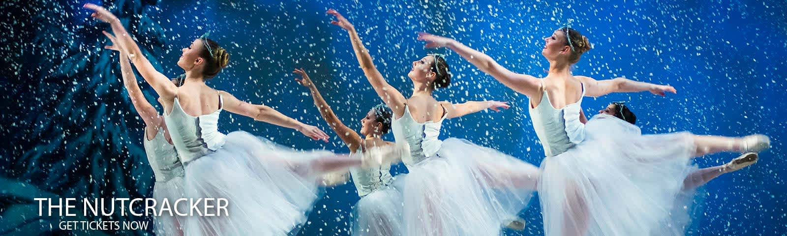 The American Youth Ballet Nutcracker in Overland Park