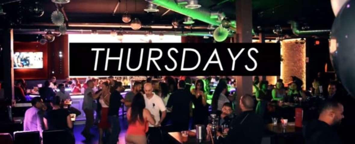 NJ Salsa - Thursdays