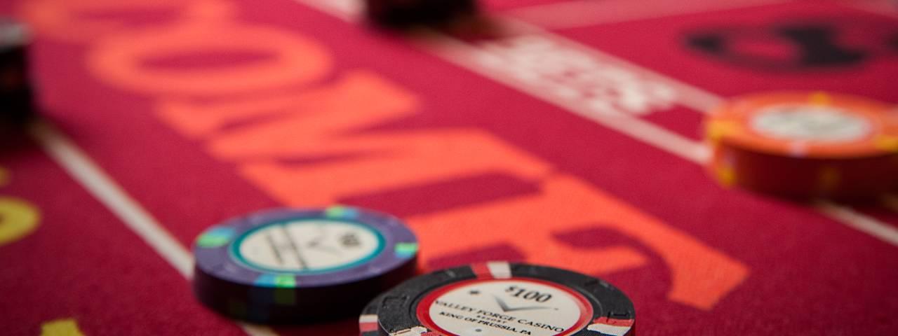 Casino Gaming Header
