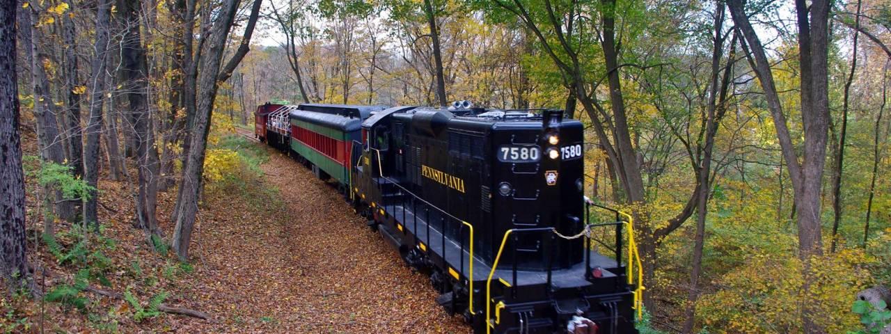 Colebrookdale Railroad Fall
