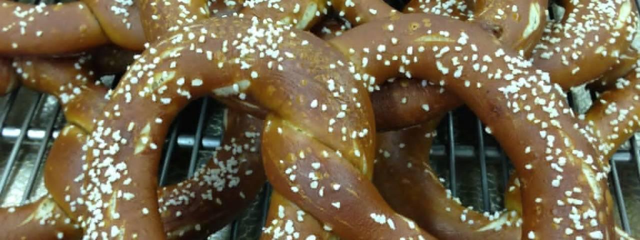 Danish Bakers Pretzels