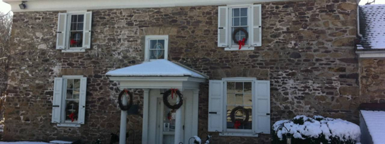 Mill Grove Holiday Open House
