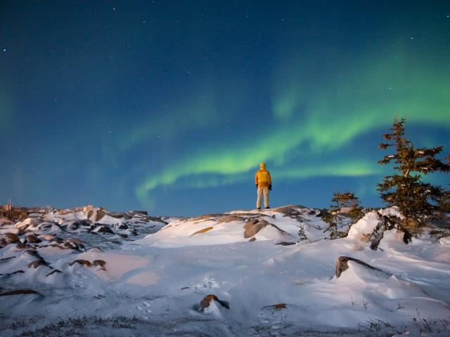 Find yourself in Canada's North at Frontiers North Adventures