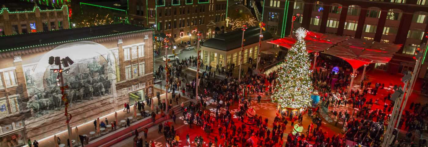 Holiday Sundance Square - Fort Worth Holiday Checklist Events & Activities