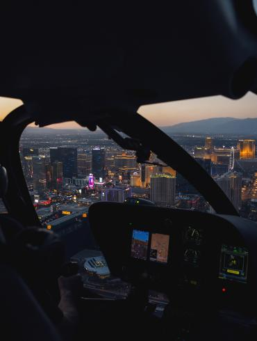 Las Vegas Strip Helicopter Tour by Maverick Helicopters