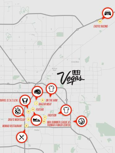 Las Vegas Travel Guide - Complex